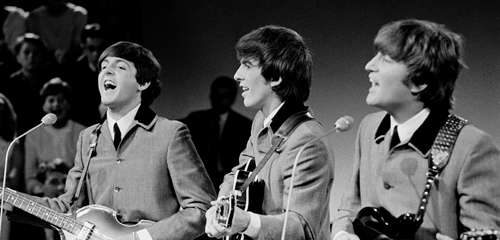 Hamas Celebrates 27th Anniversary in Gaza with Beatles Tribute Band