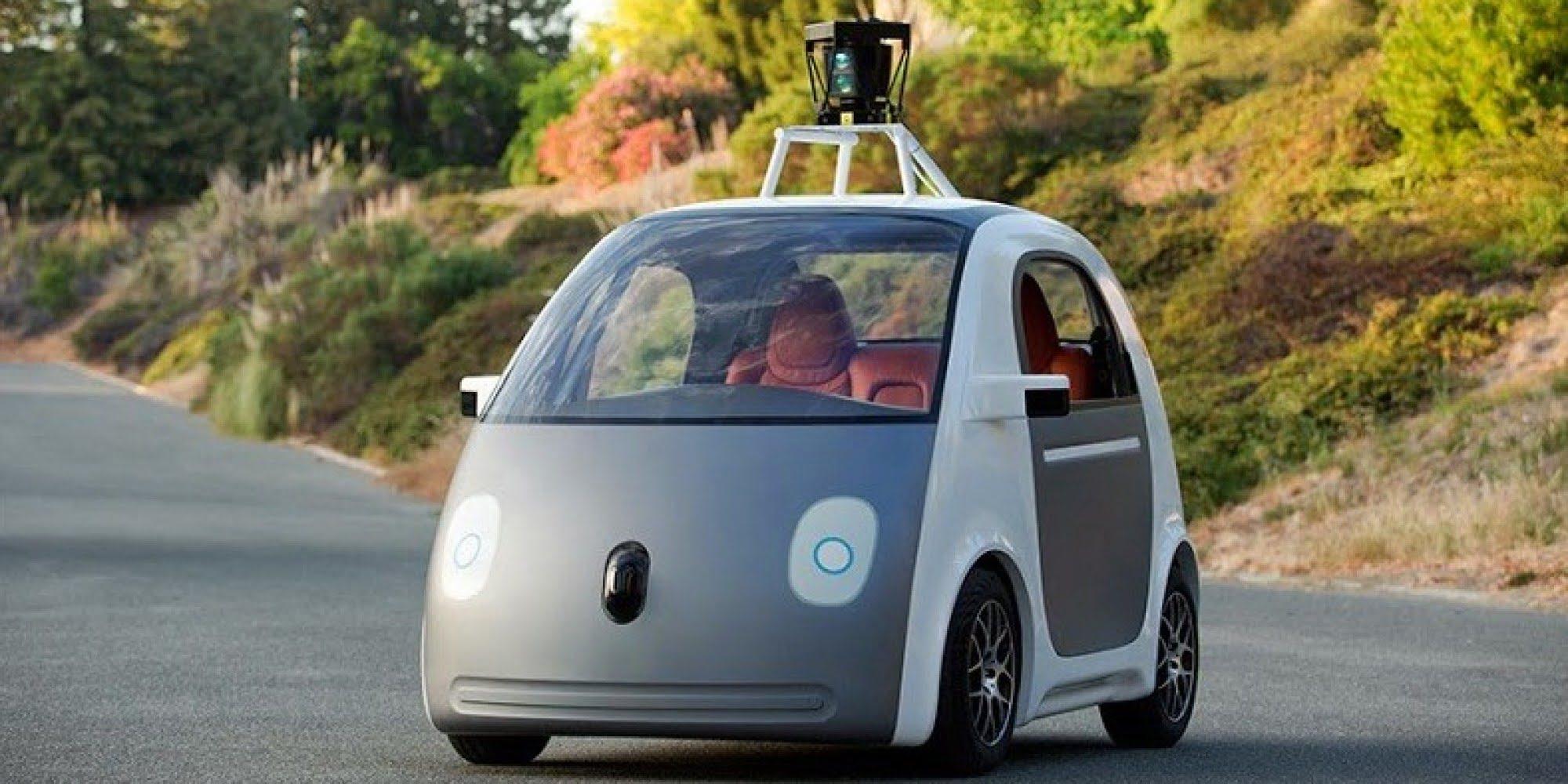 Google's 'Driverless Car' Launches in Saudi Arabia - The Mideast Beast