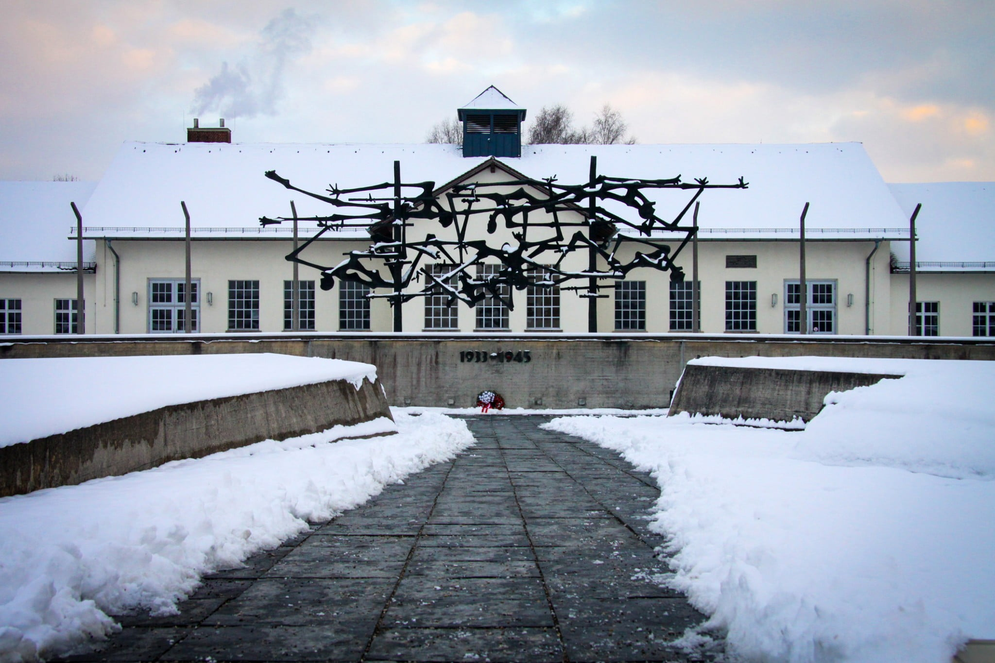 Syrian Refugees Give Dachau Concentration Camp Scathing