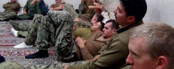 Iran Forced Captured US Sailors to Do the 'Macarena,' New Video Shows