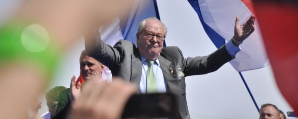 French Far Rightist: Jews Control Half the World, Muslims the Other
