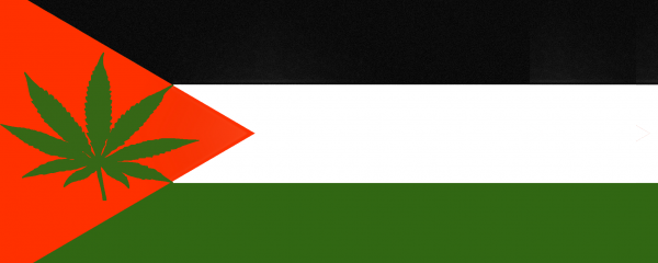"""Palestine to Legalize Weed, Become the """"Occupied Holland of the Mideast"""""""