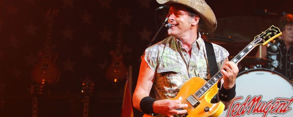 Ted Nugent to Join Pink Floyd Following Anti-Semitic Facebook Post