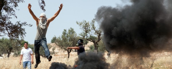 Shortage of Stones in West Bank Leaves Youth Asking: 'What Will We Throw Next?'