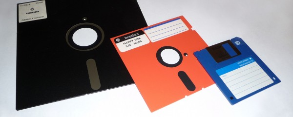 Pentagon Admits to Using Floppy Disks for Nuke Codes; Armageddon now a Guarantee