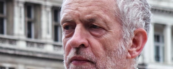 "UK Labour Party Leader Jeremy Corbyn: ""We Love Jews and Their Crooked Noses"""