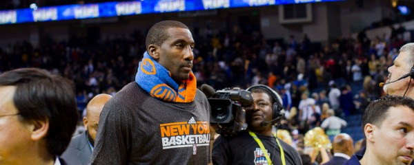 Amar'e Stoudemire Distraught to Learn Non-Jews Play in Israeli Basketball League
