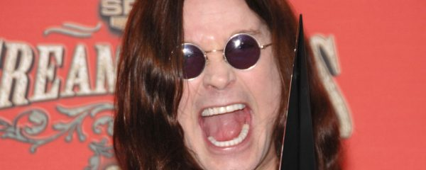 Ozzy Osborne Seeks Cure for Sex Addiction in Saudi Arabia