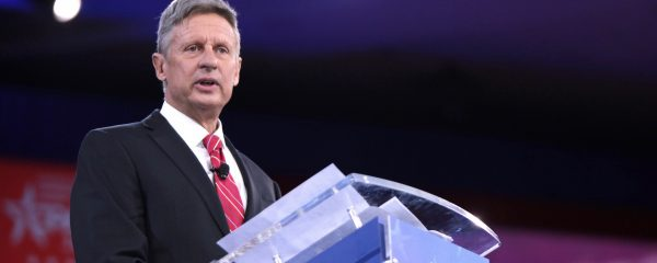 Gary Johnson Advisors Not Sure How to Tell Candidate About 9/11