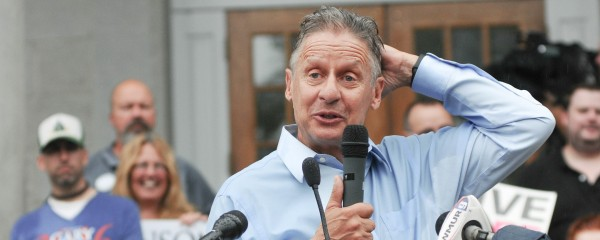 Gary Johnson Memorizes Entire 'Mosul' Wikipedia Page