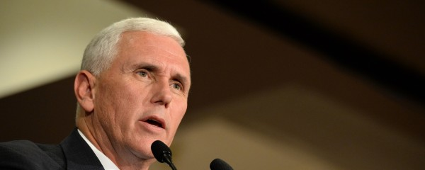 VP Pence Looks to The Middle East for Women's Rights Issues