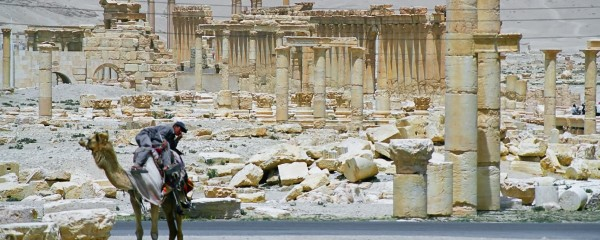 Desperate for Money, ISIS Creating Postmodern Art from Destroyed Remains of Ancient World