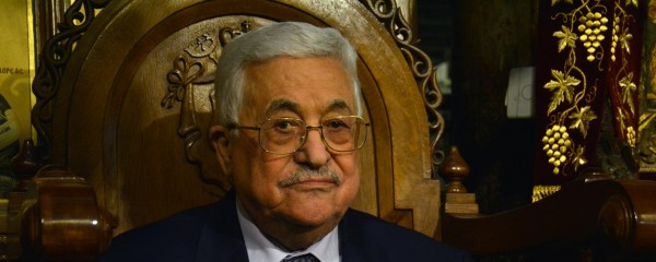 Palestinian President Desperately Working on Excuse to Not Visit Trump