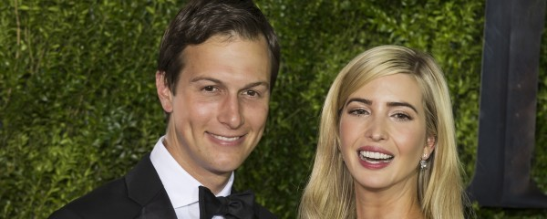 Jared Kushner Not Sure What He Did to Deserve This