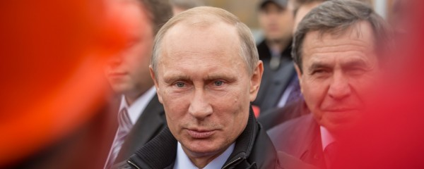 'I Hate It When My Friends Are Fighting,' Putin Says