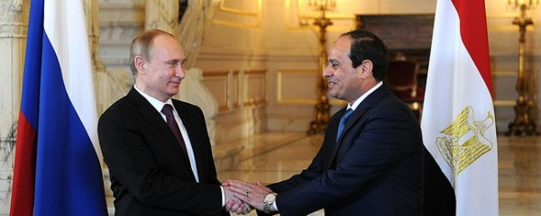 "Sisi to Trump: ""Improve as Dictator or You're out of Our Club"""