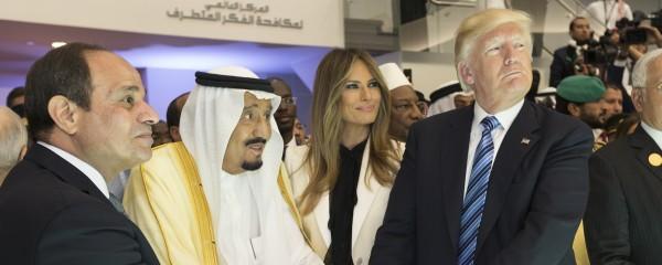 Revealed: Trump Made Seventh Horcrux in Saudi Arabia