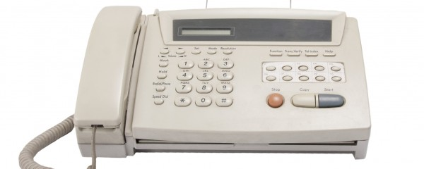 EU Spokesperson in Israel Discovered to be a Fax Machine From 1994