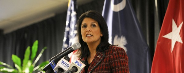 UN Passes Resolution Condemning U.S. Ambassador Nikki Haley