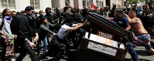 Al-Qaeda to Sue Antifa for Copyright Infringement