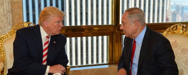 """Trump and Netanyahu form the """"Alliance of the Inappropriately Probed"""""""