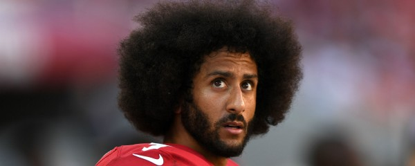 Kaepernick Begins Hunting Bald Eagles to Protest US Wars in Middle East