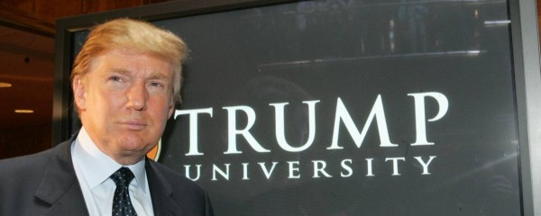 Trump University Fails to Take-Off in the Middle East