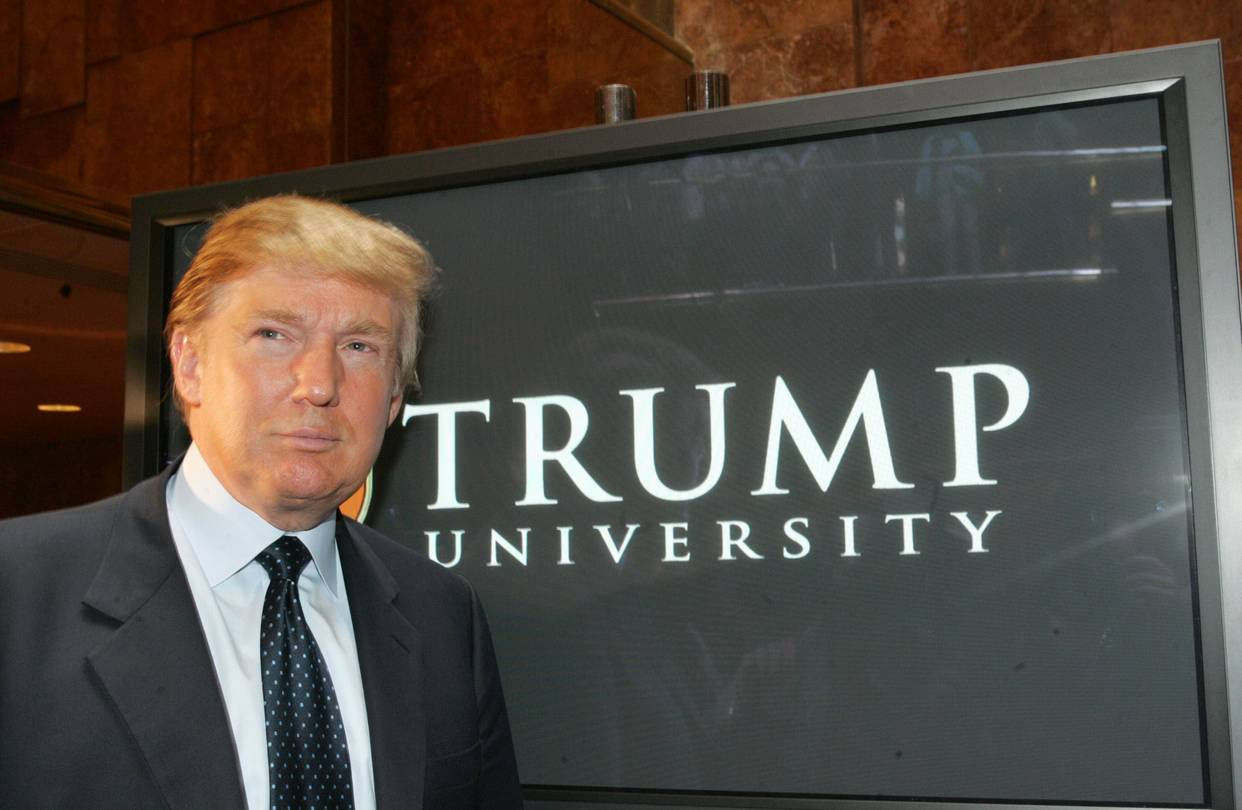 Trump University Fails to Take-Off in the Middle East - The Mideast Beast