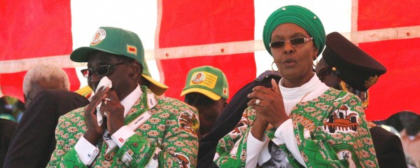 Mugabe disinvited from 'Overthrown Middle Eastern Dictators' Annual Ball