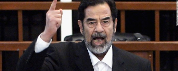 "ISIS Leader Asks, ""Why Aren't They Going After 'Crooked Saddam'?"""
