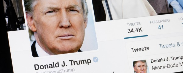 Global Disappointment as Trump Appears Capable of Writing 280 Character Tweets