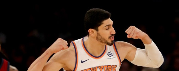 Turkish President Sentences Enes Kanter to 25 Years with Knicks