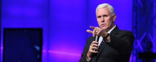 "Mike Pence to Postpone Middle East Trip: ""Things Are Getting a Little Too Liberal Over There."""