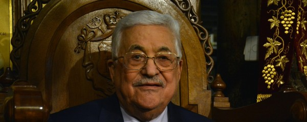 Abbas Honors the Dozens of Jews Killed During Holocaust
