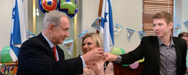 Yair Netanyahu to Run for US Senate as Republican