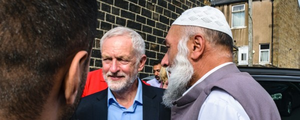 "British Labour Party Issues Statement: ""Let's Just Agree to Disagree About the Jews"""