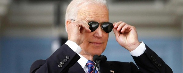 Biden Vows to Give Assad a 'Noogie'