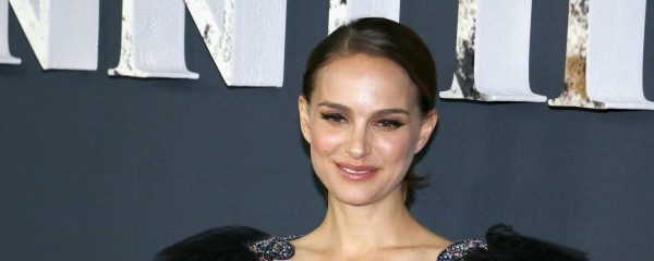Natalie Portman Just Really Creeped Out by Netanyahu