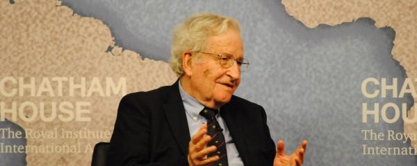 Noam Chomsky Demands War Crime Charges for Bo Obama