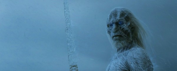 White Walkers Picket Wall