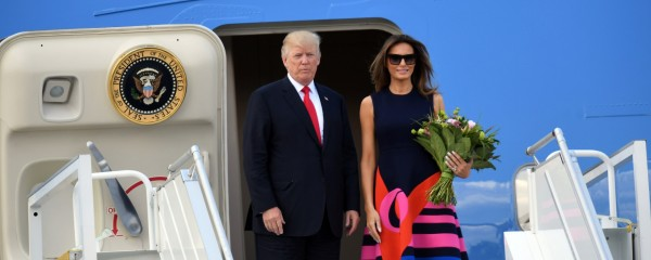 Korean Leaders to Give Hand Holding Lessons to Trump and Melania