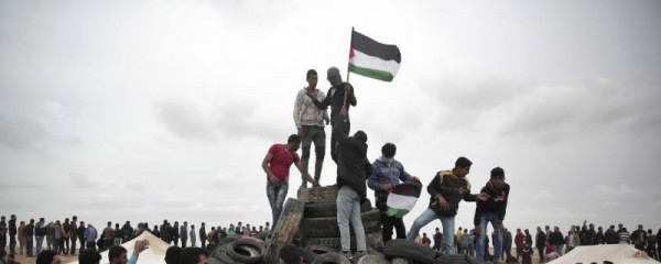 Hamas Officially Changes Name to 'Unarmed Protestors'