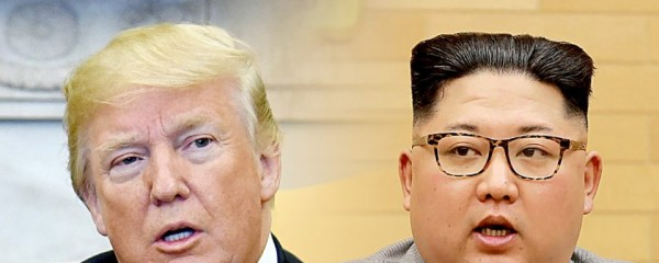 Trump to End All Sanctions in Exchange for Lifetime Supply of North Korea Swag