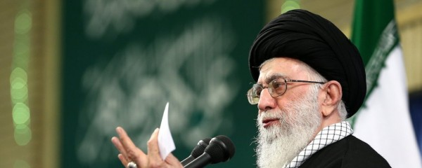 Iran's Supreme Leader Makes Bid to Replace Justice Kennedy and Overrule Travel Ban