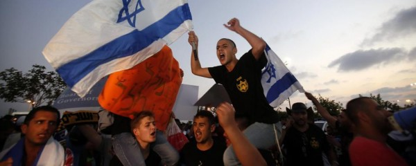 Following 'Death to Palestine' Chants, Iran Arms Jewish Terror Groups
