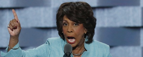'Why Can't You Be More Like Maxine Waters?' ISIS Chief Asks