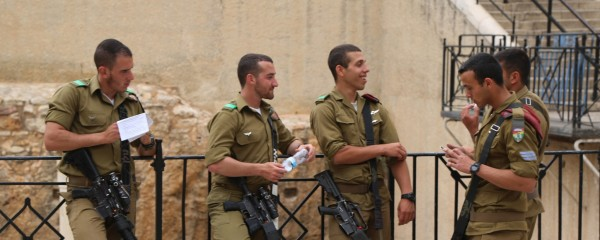 Activists Leave Birthright Trip to Protest Lack of Hot Israeli Soldiers