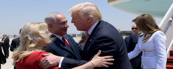Trump, Netanyahu to Reaffirm Shared Values of Racism, Corruption & Nepotism