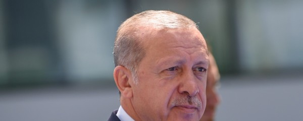 Erdogan Blames Receding Hairline on the Jews
