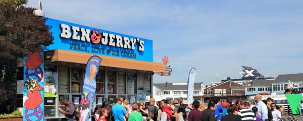 Doubling down, Ben & Jerry's Releases Mintifada Ice Cream